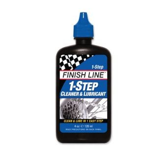 Finish Line 1-Step Cleaner and Lube 4oz