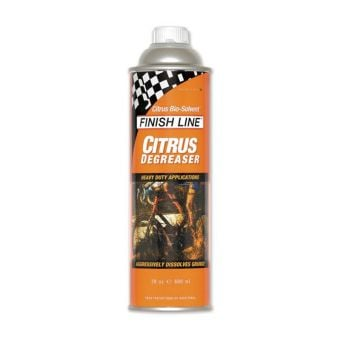 Finish Line Citrus Bike Chain Degreaser 600mL Pour