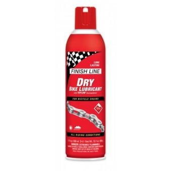 Finish Line Dry Bicycle Lubricant 244mL