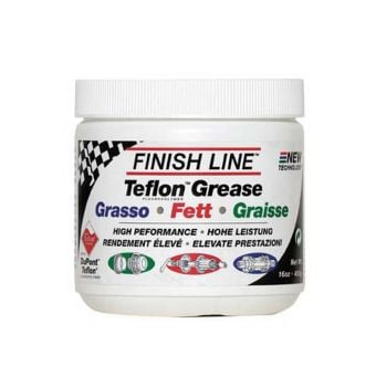 Finish Line Grease Premium Synthetic 1lb Tub