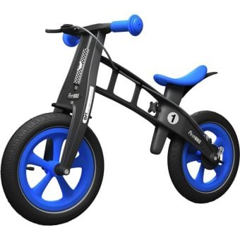 FirstBIKE Limited Edition Balance Bike with Brake Blue