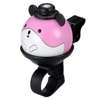 FirstBIKE Mouse Bell Pink