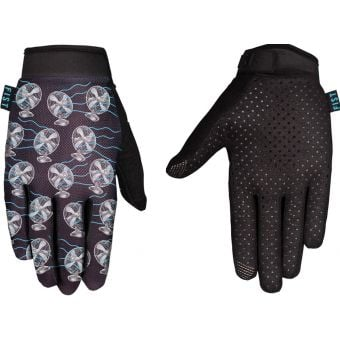 Fist Breezer Chrome Fan Hot Weather Gloves XX-Small