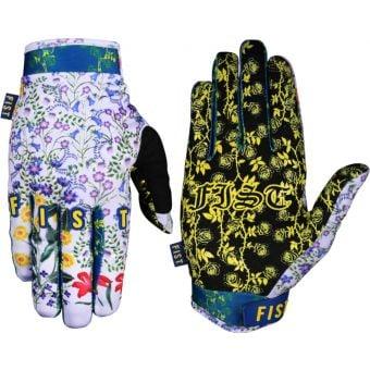 Fist Floral Gloves