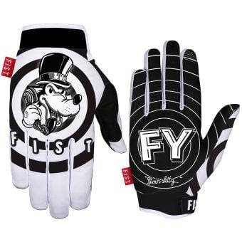 Fist Scott Fitzgerald Top Dog Gloves Black/White 2021
