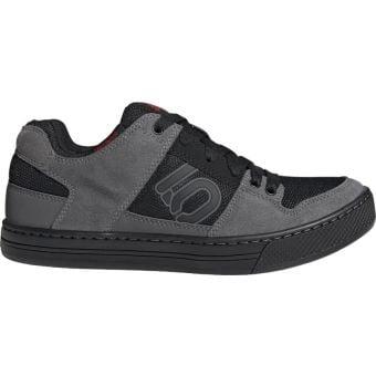 Five Ten Adidas FreeRider Mens MTB Shoes Grey/Black/Grey