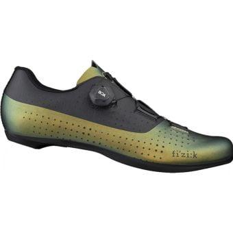 Fizik Tempo R4 Overcurve Iridescent Road Shoes Beetle/Black