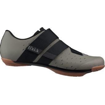Fizik Terra X4 Powerstrap Gravel Shoes Mud/Caramel
