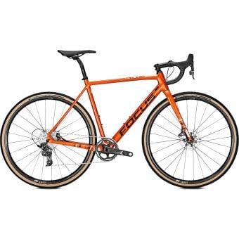 Focus Mares 9.9 Cyclocross Bike Orange 2019 54cm