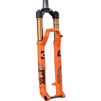 "Fox 34 Kashima FLOAT 29"" Factory SC 120mm Kabolt 110 1.5"" Taper 51mm Rake Suspension Fork 2021 Orange"