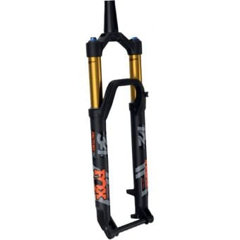"Fox 34 Kashima FLOAT SC 29"" Factory 120mm FIT4 Remote 15x110 Kabolt 1.5"" Taper 51mm Rake Fork 2020 Black/Orange"