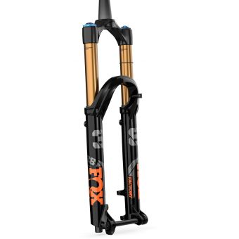 "Fox 38 Kashima FLOAT 29"" Factory 170mm 15QRx110 1.5T with 44mm Rake Suspension Fork 2021 Black/Orange"