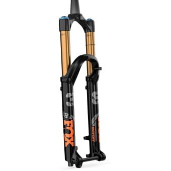 "Fox 38 Kashima FLOAT 29"" Factory 180mm 15QRx110 1.5T with 44mm Rake Suspension Fork 2021 Black/Orange"