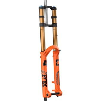 "Fox 40 Kashima FLOAT 27.5"" Factory 203mm 20TAx110 1.125"" Straight 48mm Rake Fork 2021 Gloss Orange"