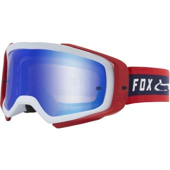 Fox Airspace II Simp Goggles 2020 Spark Navy/Red