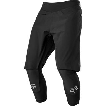 Fox Defend 2-in-1 MTB Shorts Black 2021