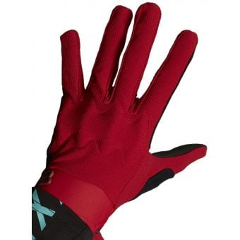 Fox Defend D3O Gloves Chili Red 2021