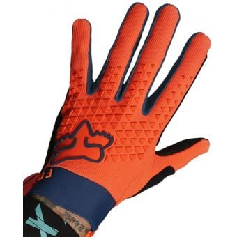 Fox Defend Gloves Atomic Punch 2021