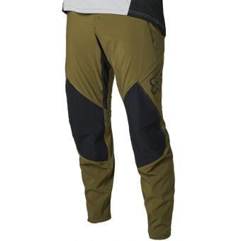 Fox Defend Pants Olive Green 2021