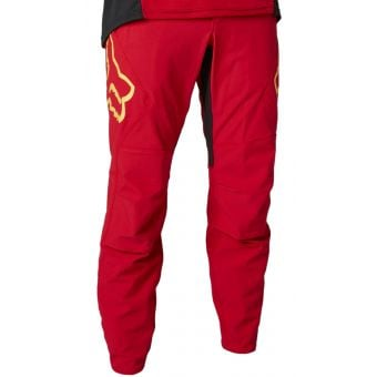 Fox Defend RS Pants Chili Red 2021