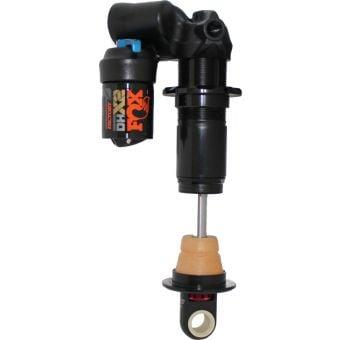 Fox DHX2 Factory 205x60mm Trunnion 2 Pos-Adj Shock 2022 Black/Orange
