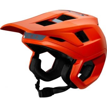 Fox Dropframe Pro MIPS MTB Helmet Blood Orange