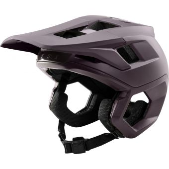Fox Dropframe Pro MIPS MTB Helmet Dark Purple