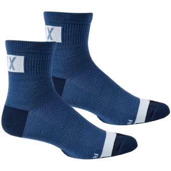 "Fox Flexair 4"" Merino Socks Matte Blue 2021"