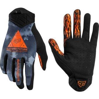 Fox Flexair Elevated MTB Gloves Blue Steel 2020