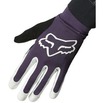 Fox Flexair FoxHead FF Gloves Dark Purple 2021