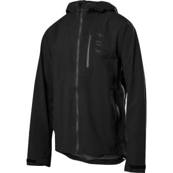 Fox Flexair Neoshell Water Jacket Black 2021