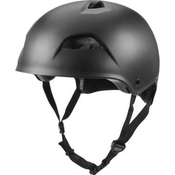 Fox Flight Helmet Black Large