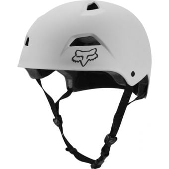 Fox Flight Sport BMX Helmet White/Black