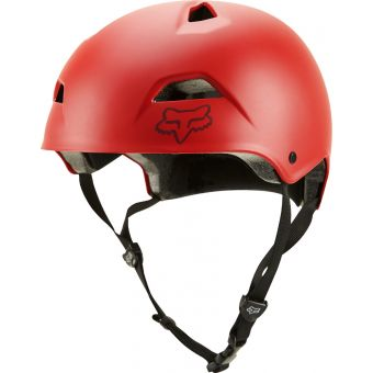 Fox Flight Sport Helmet Bright Red