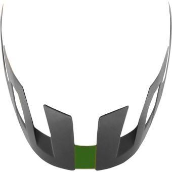 Fox Flux Helmet Visor Solid Camo Green 2020
