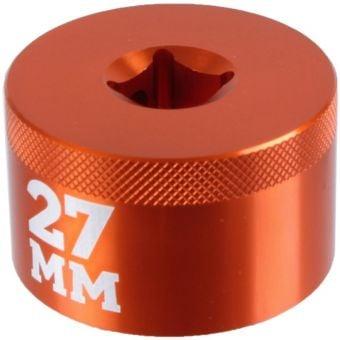 """Fox Fork Topcap 3/8"""" Socket Tool 27mm"""