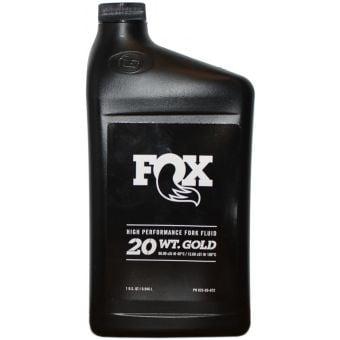 Fox Gold 20WT Bath Oil 1 Litre