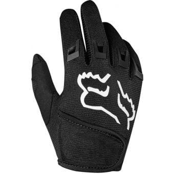 Fox Kids Dirtpaw Gloves Black 2021
