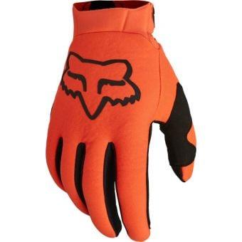 Fox Legion Thermo Gloves Fluro Orange
