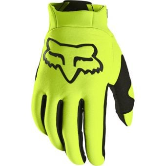 Fox Legion Thermo Gloves Fluro Yellow