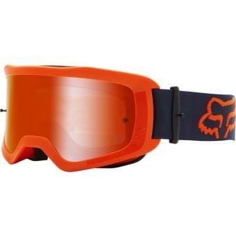 Fox Main Stray Spark MTB Goggles 2021 Fluro Orange