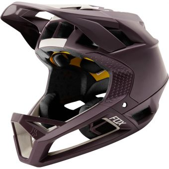Fox Proframe Full Face MIPS MTB Helmet Matte Dark Purple