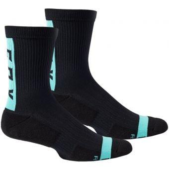 "Fox Ranger 6"" Womens Cushion Socks Black 2021"