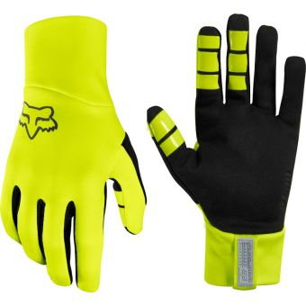 Fox Ranger Fire MTB Gloves Day Glow Yellow 2020