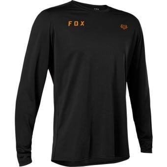 Fox Ranger LS Essential Jersey Black