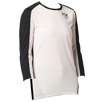 Fox Ranger Womens Dri-Release 3/4 Sleeve Jersey Pale Pink 2021