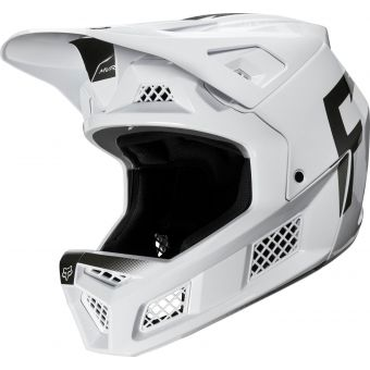 Fox RPC Full Face MTB Helmet Wurd White