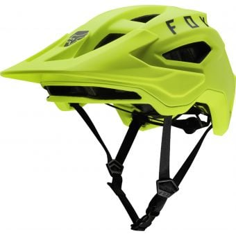 Fox Speedframe MTB Helmet Fluro Yellow
