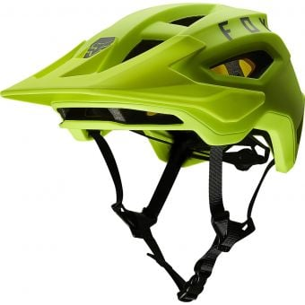 Fox Speedframe MIPS MTB Helmet Fluro Yellow