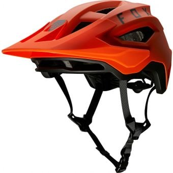 Fox Speedframe MTB Helmet Blood Orange